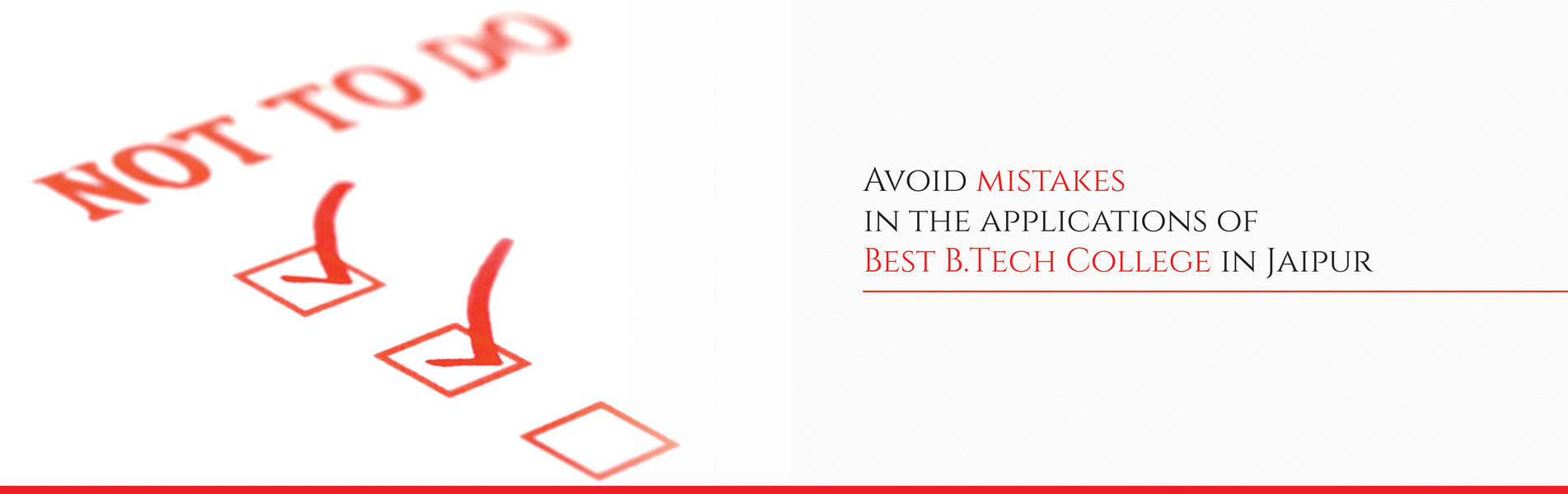 Avoid-mistakes-in-the-applications-of-Best-B-Tech-College-in-Jaipur