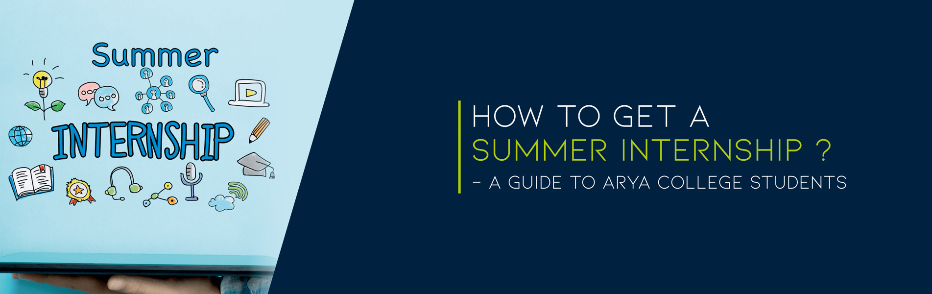 How-to-get-a-summer-internship