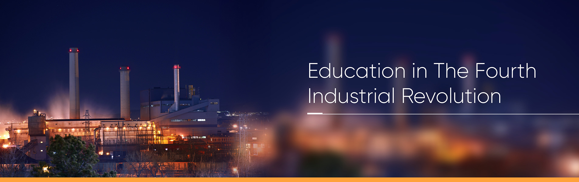 Education in The Fourth Industrial Revolution