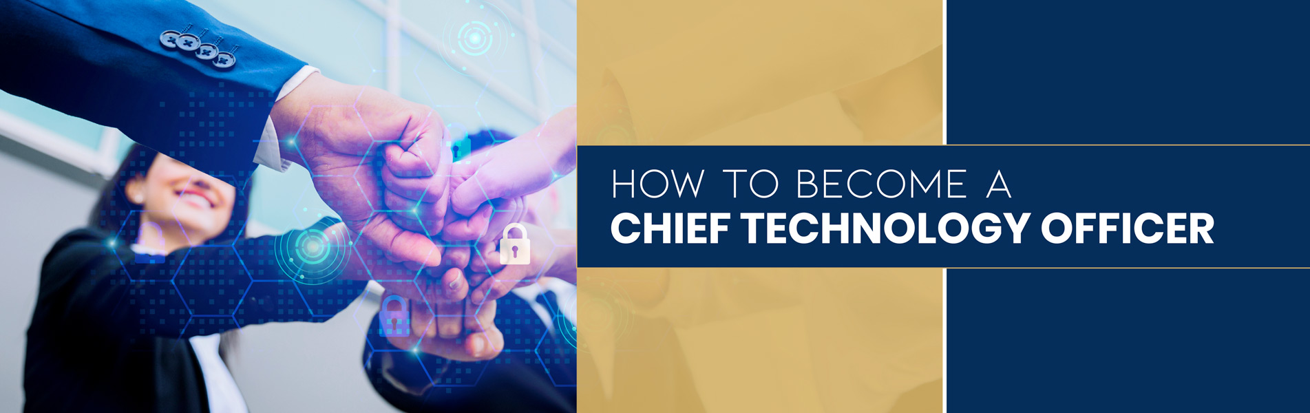 How to Become a Chief Technology Officer