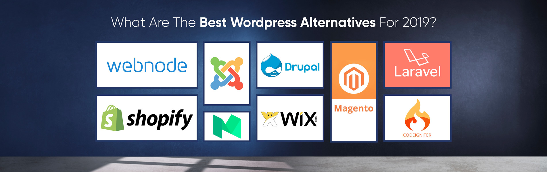 What are the Best Wordpress Alternatives for 2019