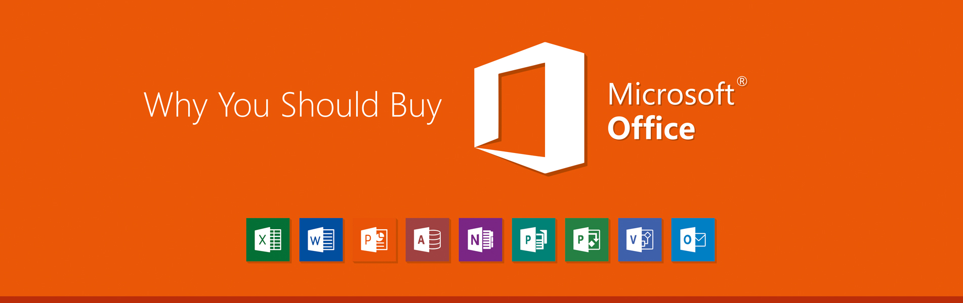 Why You Should Buy Microsoft Office