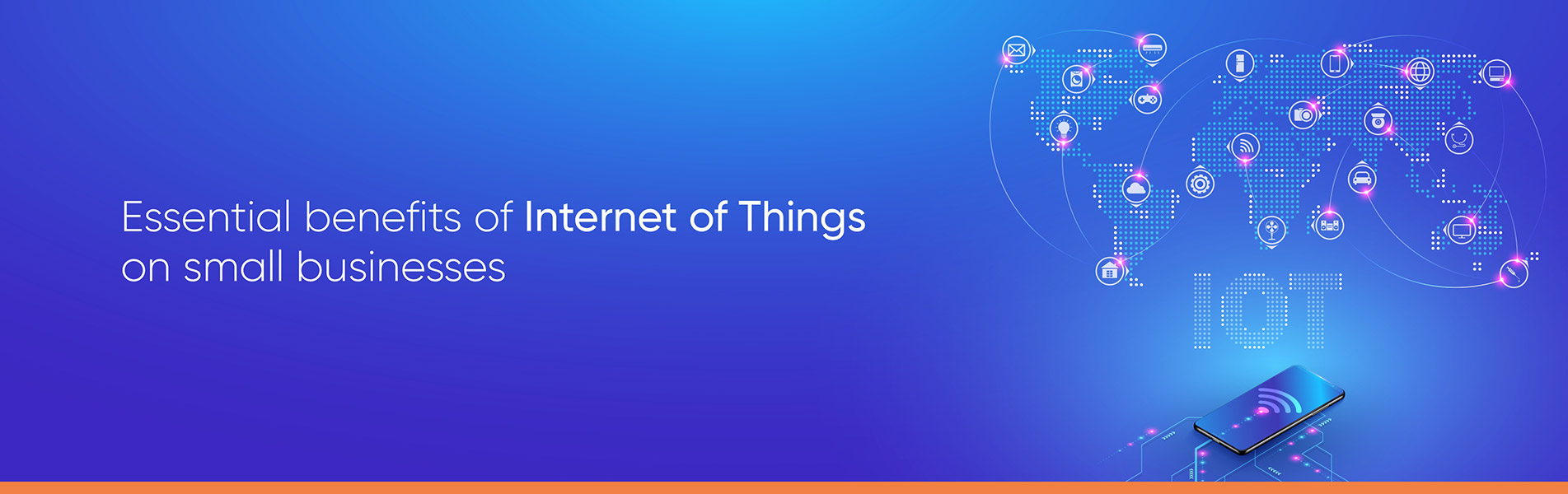 essential benefits, Internet of Things, small businesses