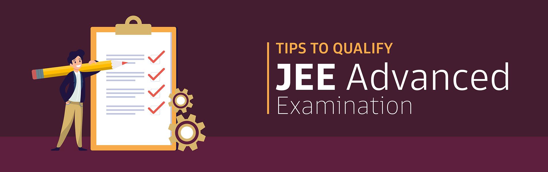 JEE advanced examination