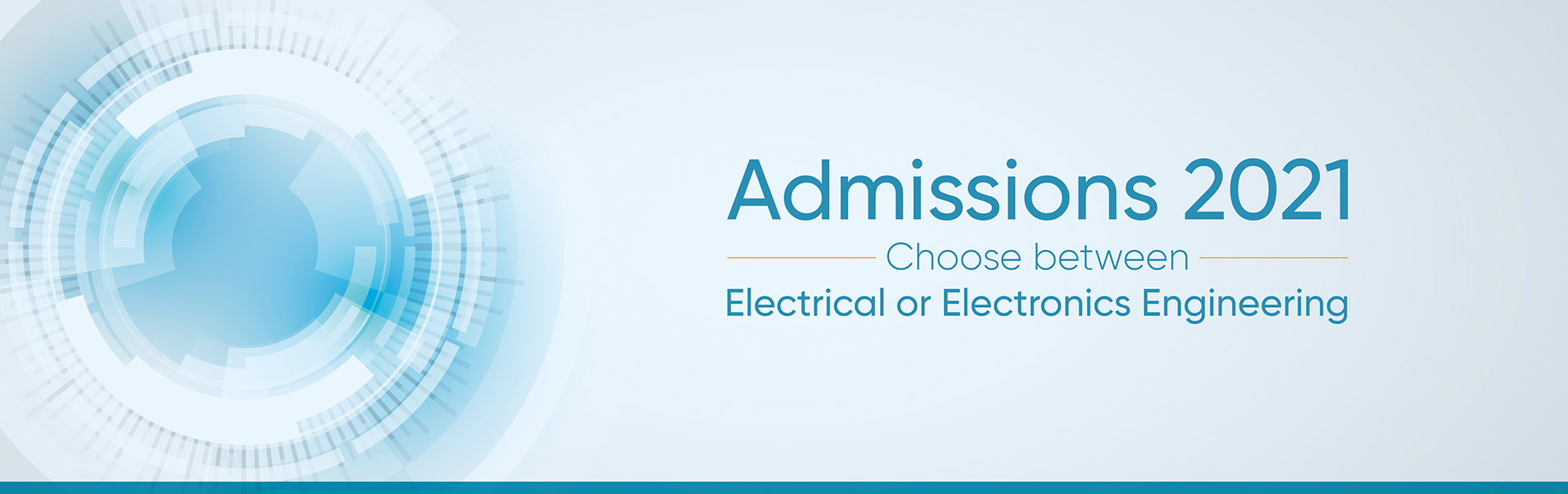 Admission 2021, electrical, electronics engineering