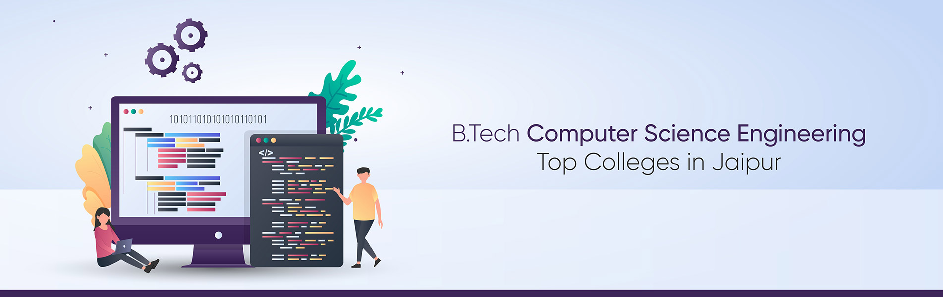 BTech Computer Science Engineering, Top Colleges in Jaipur