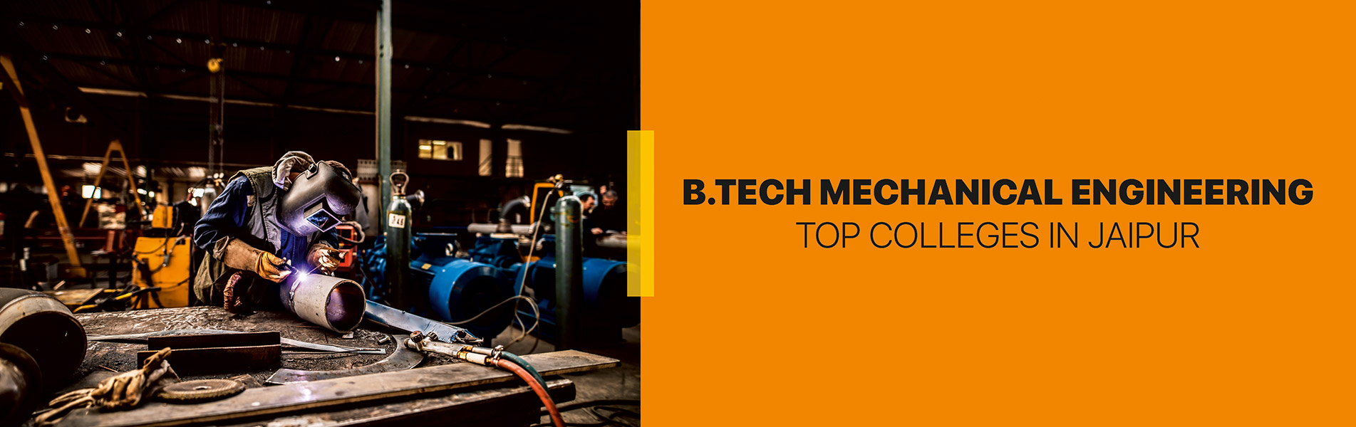 BTech Mechanical Engineering, Top Colleges in Jaipur