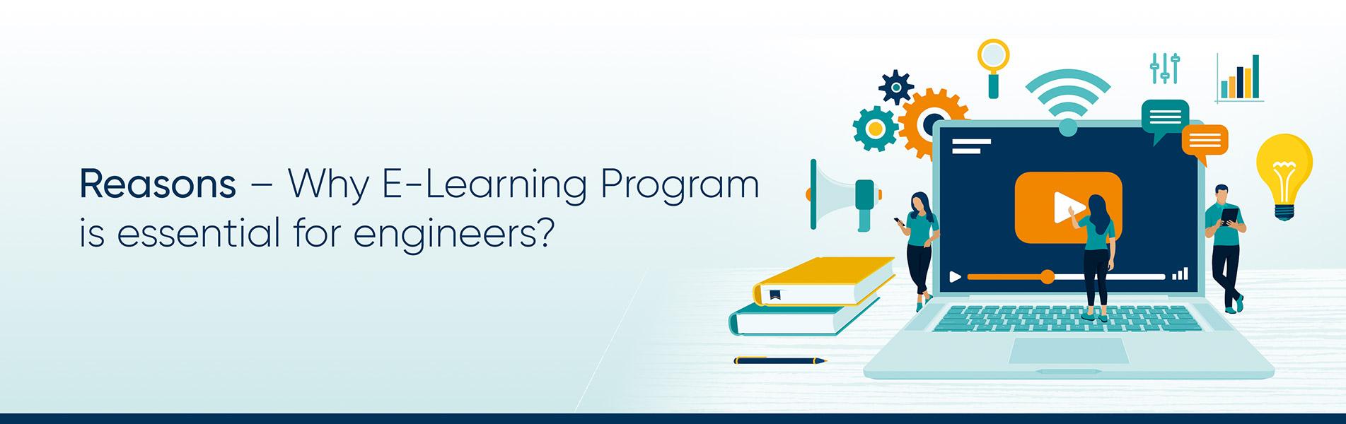 e-Learning program, engineers