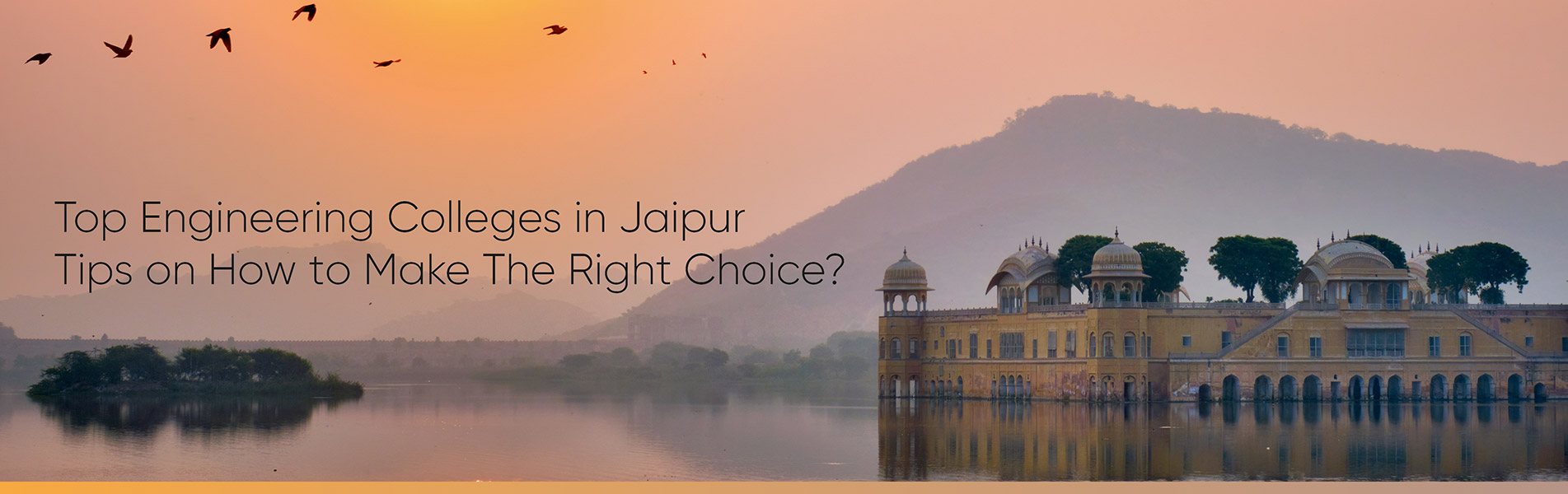 Top engineering colleges in Jaipur