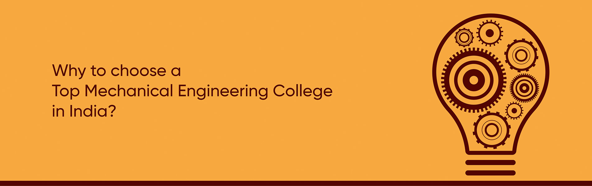 Top Mechanical Engineering College in India