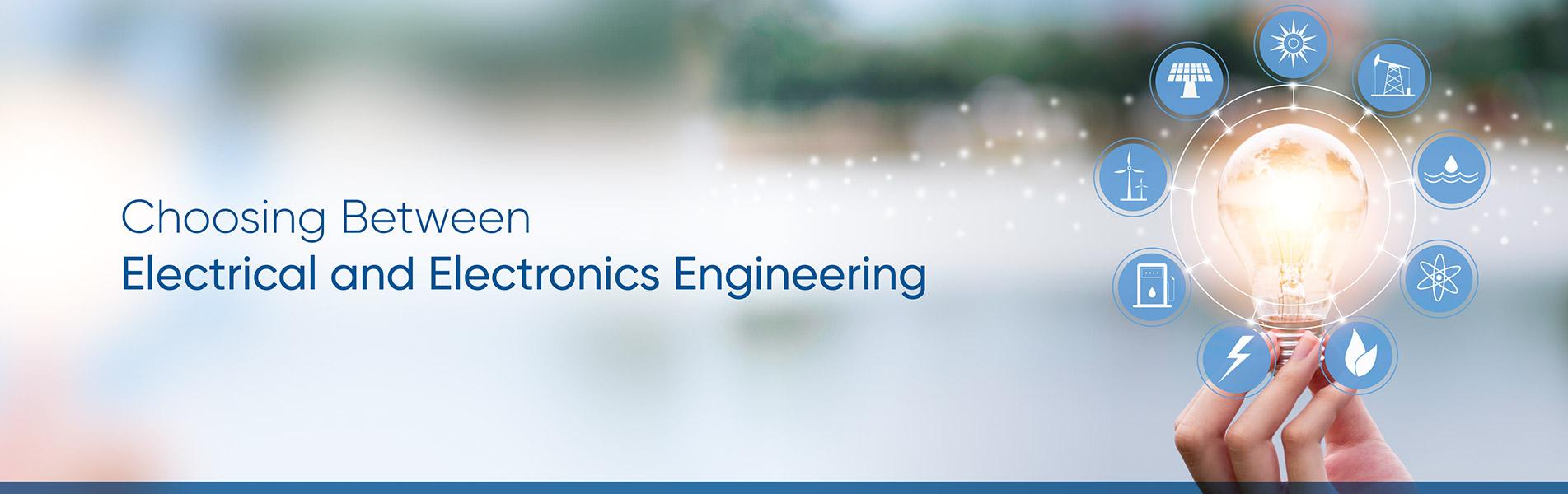 electrical engineering, electronics engineering